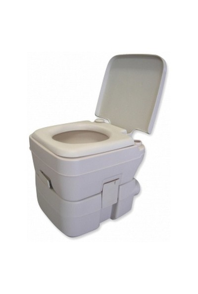 Portatif Tuvalet. Pis Su Tankı Kapasitesi 20 Lt.