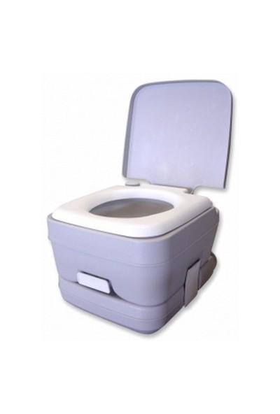 Portatif Tuvalet. Pis Su Tankı Kapasitesi 10 Lt.