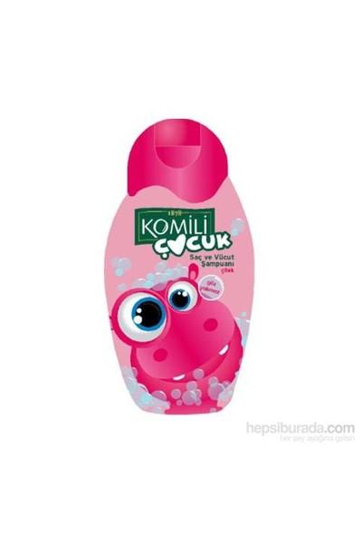 Komili ÇocukSaç ve Vücut Şampuanı 300ML - Çilek