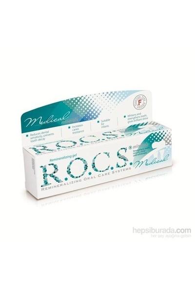 Rocs Mineral Jel - Diş Güçlendirici Bakım Kürü
