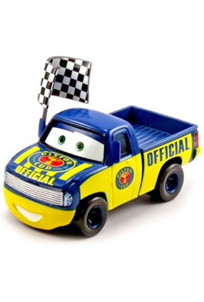 Disney Cars 2 Tekli Karakter Araçlar Dexter Hoover