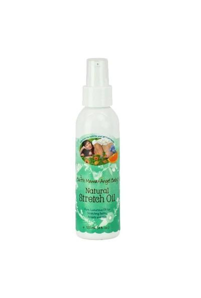 Earth Mama Natural Stretch Oil 120 Ml. (4 Oz.)