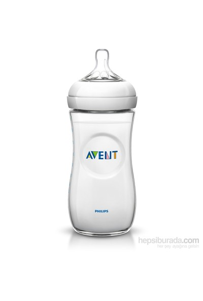 Philips Avent Natural PP Biberon 330ml Tekli