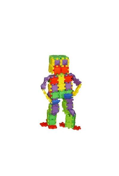 Akçiçek Oyuncak Flexy Tangles 150 Parça Kutu Oyunu