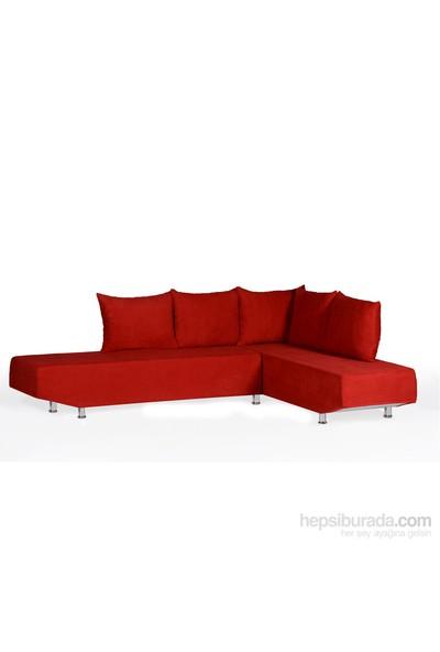 Sigma Tasarım Venedik Köşe Koltuk Kırmızı