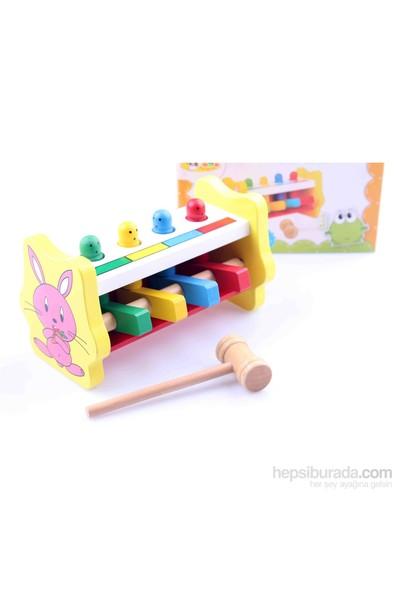 Learning Toys Ahşap Perküsyon Oyunu