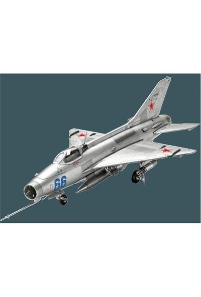 Revell Model Set Mig-21 F-13 Fishbed 63967