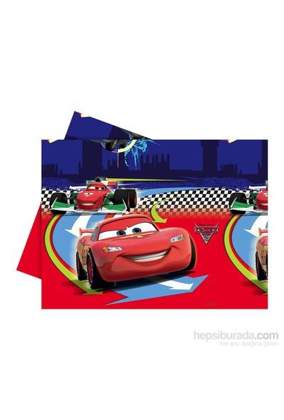 Balon Cars 2 Masa Örtüsü 120X180 Cm
