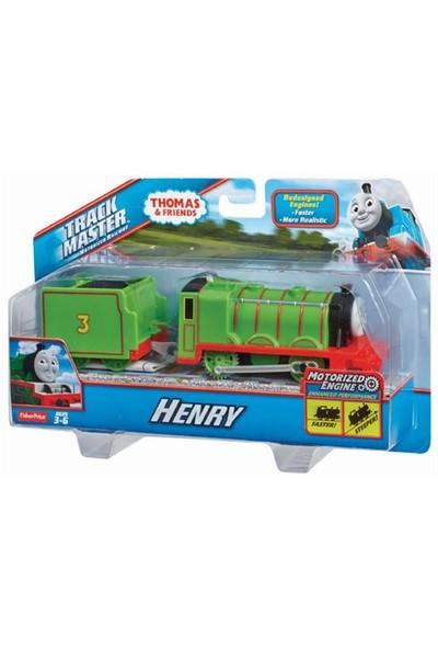 Thomas Friends Motorlu Tekli Tren Ana Karakterler - Henry