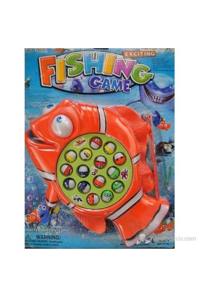 Balık Avı Oyunu