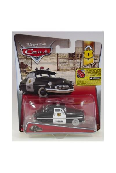 Cars Tekli Karakter Araçlar Sheriff
