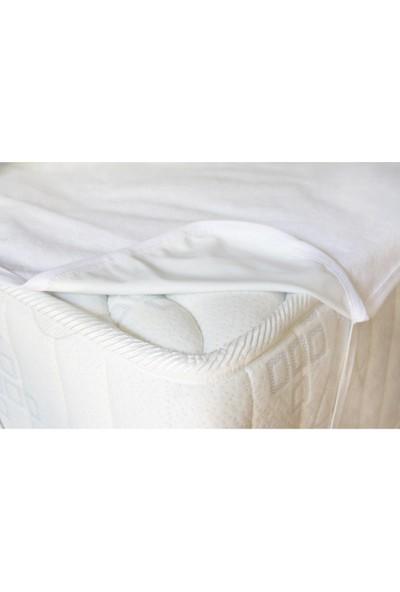 Akyüz Bebe Alez Yatak Koruyucu Beyaz