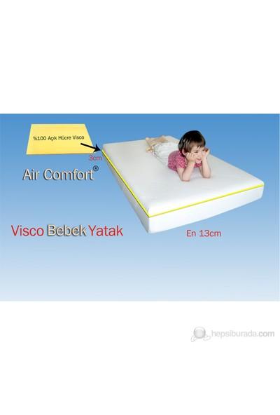 Aircomfort Visco Bebek Yatak 13 Cm (80)