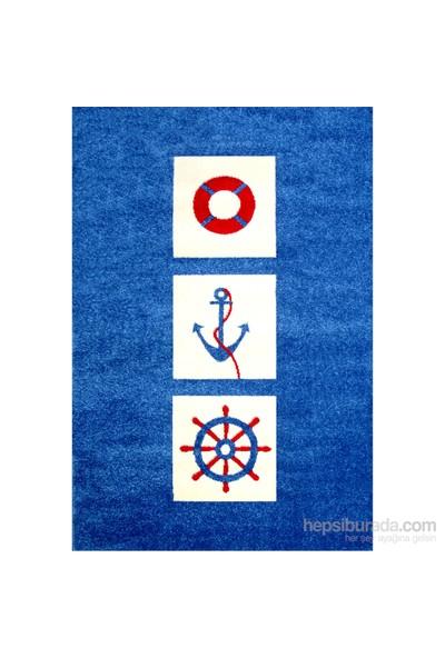 İvi Denizci Halı / 100x150 cm