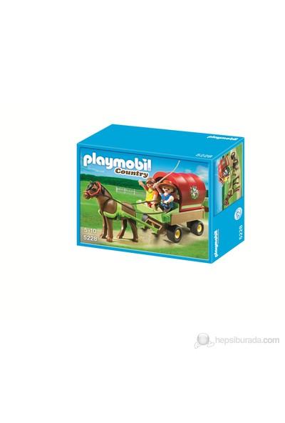 Playmobil Çoçukların Midilli Arabası