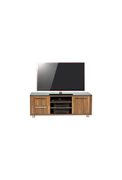 Achill Cf 1400 Kahverengi Tv Sehpası 42''-60''
