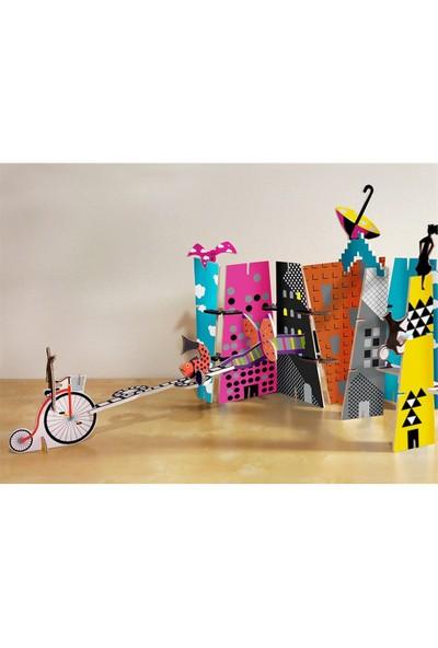 Mon Petit Art Rüyalar Şehri Yapı Seti