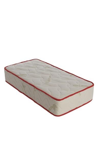 Pooly Aloevera Yaylı Yatak - Yaylı Bebek Yatağı 55X110
