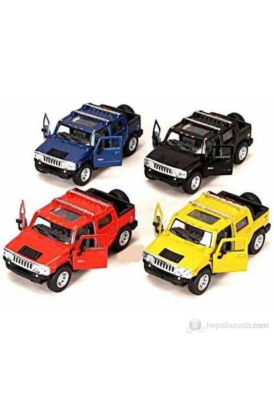 1:40 Kınsmart 2005 Hummer H2 Sut Otomobil