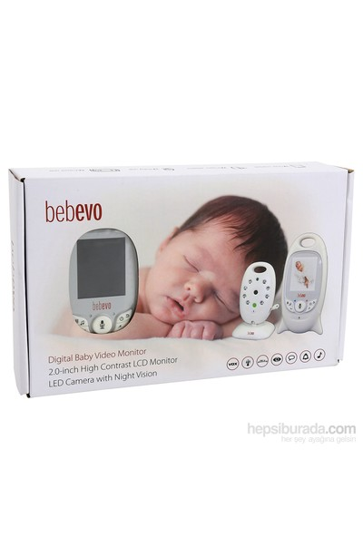 Bebevo VM901 Video Bebek Monitörü