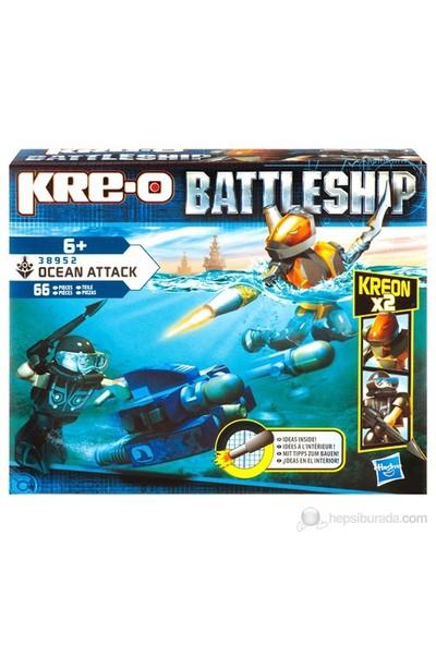 Kre-O Ocean Attack (66 Parça)