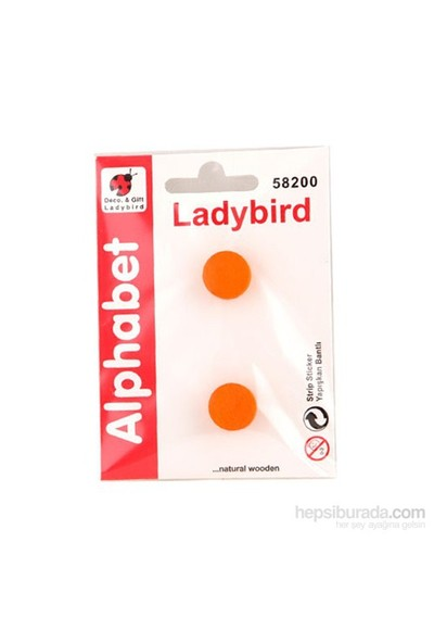 Lady Bird Dekoratif Nokta