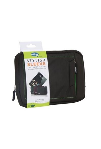 Addison Tp-696 Gri 7` - 7,85` Standlı Tablet Pc Kılıfı