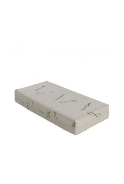 Heyner Bamboo Visco Yatak - Visco Bamboo Bebek Yatağı 55X110