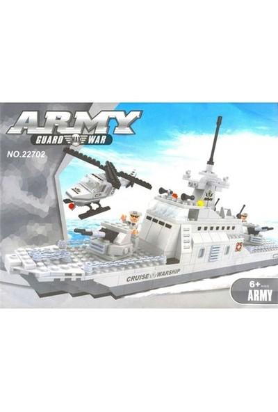 Ausini Askeri Gemi 402 Parça 22702