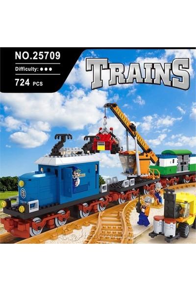 Ausini Tren Seti 724 Parça 25709