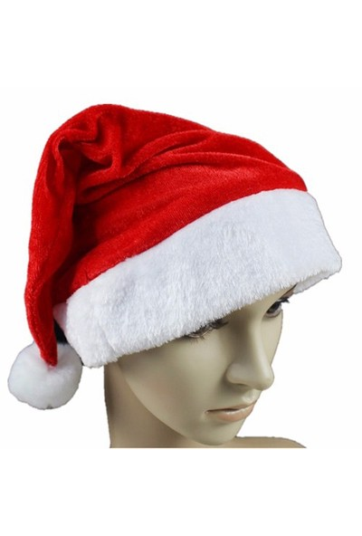 Artte Noel Baba Polar Şapka 40 Cm