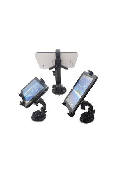 Markacase Araç İçi Tablet Tutucu Set 7-11 İnch