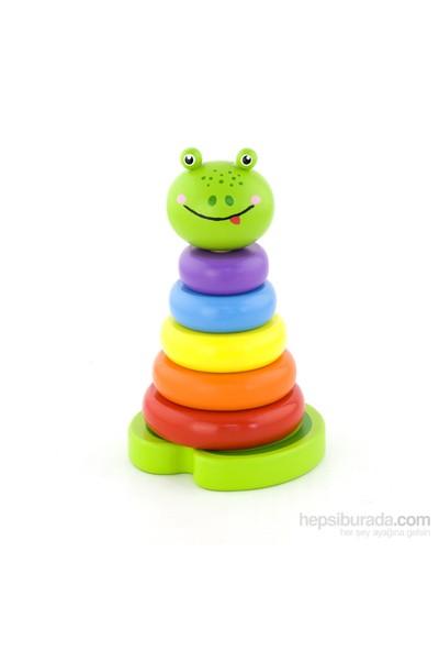 Vıga Toys Kurbağa Sıralama