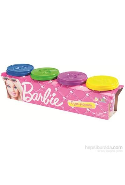 Barbie 4 Lü Oyun Hamuru Büyük