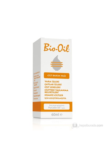 Bio-Oil Cilt Bakım Yağı ( Hamilelik Sonrası Çatlaklar ve Lekeler için) / 60 ml
