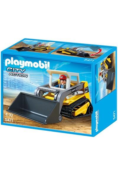 Playmobil City Action Kompaktor Oyun Seti 5471