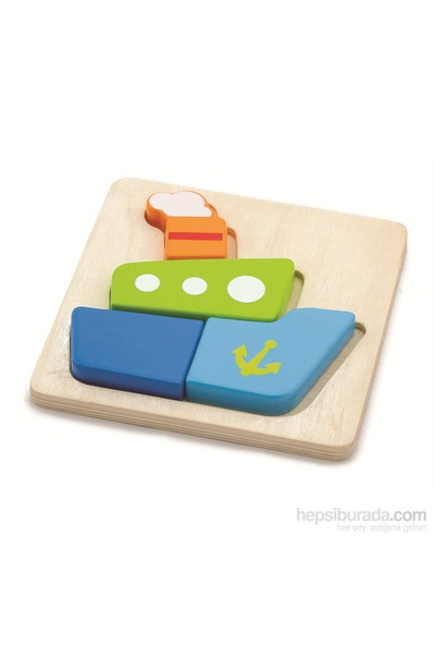 Vıga Toys 2D Gemi Puzzle