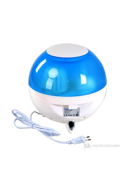 Weewell Ionizer Özellikli Soğuk Buhar Üfleyici (Gece Işığı) - İonizerli -Filtre teknolojisi - 3,5L
