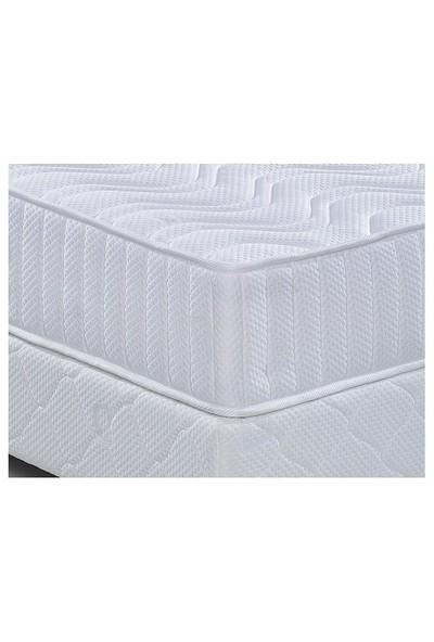 Pooly Cotton Yaylı Yatak 100X200 Cm