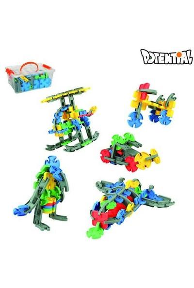Qıanlı Tak Çıkar Lego 96 Parça