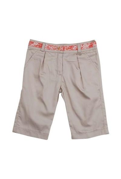Zeyland Kız Çocuk Bej Pantolon K-51M202rtl01
