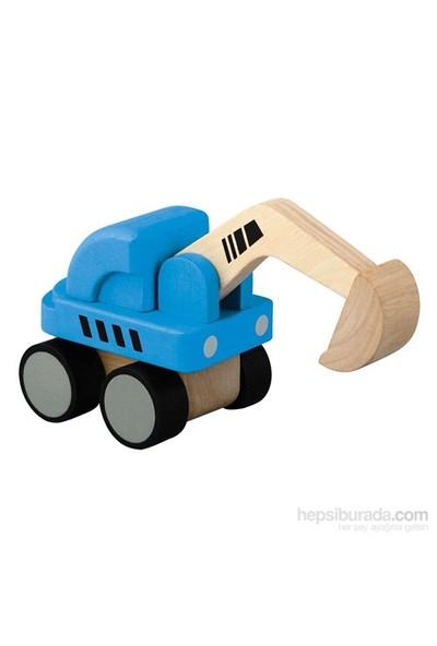 Plantoys Mini Kepçe (Mini Excavator)