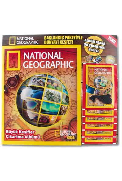 Panini National Geographic Başlangıç Paketi