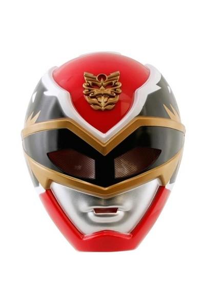 Rubies Power Rangers Mega Force Red Ranger Maske
