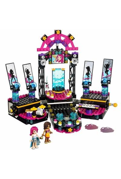 LEGO Friends 41105 Pop Star Sahnesi