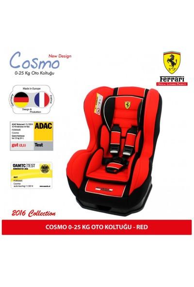 Ferrari Cosmo 0-25 Kg Oto Koltuğu / Kırmızı