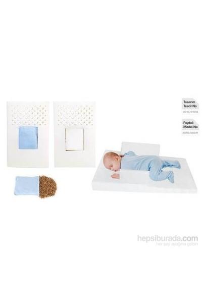 Sevi Bebe Çok Fonksiyonlu Yatış Yastığı - Beyaz