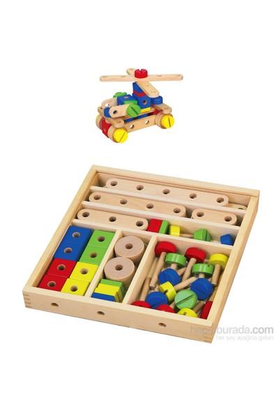 Vıga Toys Constructor - 53 Parça