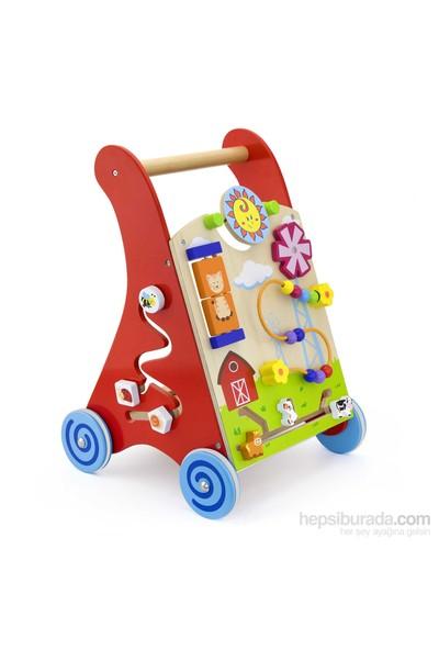 Vıga Toys Aktivite Yürüteç