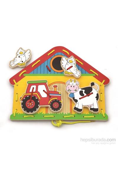Vıga Toys İpli Çiftlik